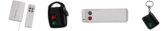 Кнопки и брелоки доступа