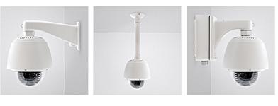 ISDH-NVP – профессиональный уличный гермокожух для поворотных видеокамер Infinity - внешний вид