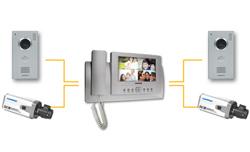 Видеордомофон CDV-72BMX